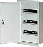 Шкаф распределительный e.mbox.stand.w.36.z под 36 мод.встраиваемый с замком s0100026 e.next