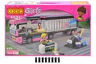 Конструктор GIRLS 629дет. 4531