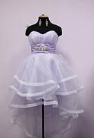 Платье-пачка  Сиреневый ветер
