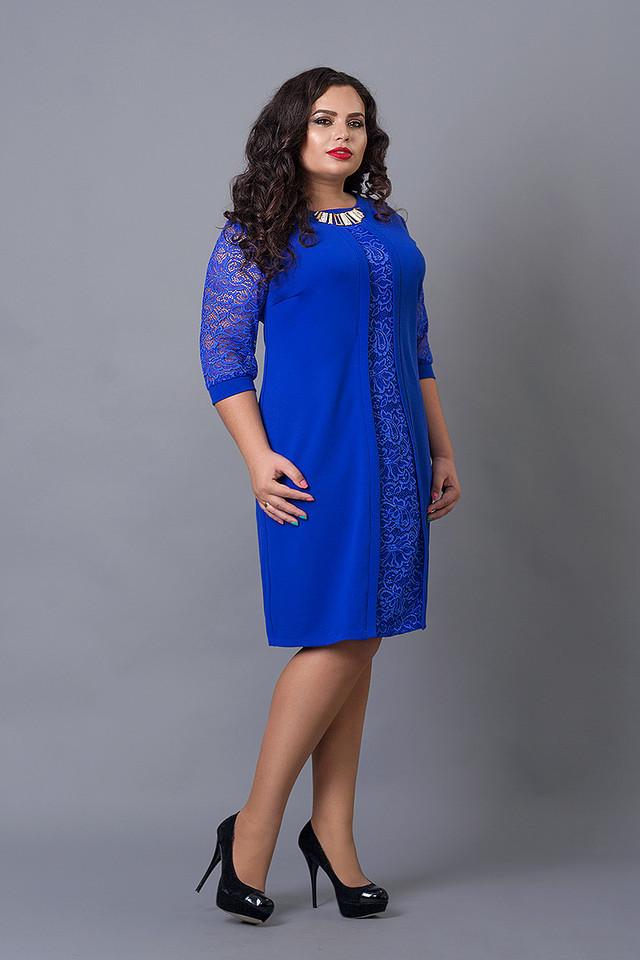 Платье 58 размер нарядное