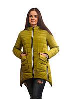Женская куртка К-016 Яблоко