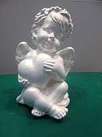 Статуэтка Ангелок с сердечком