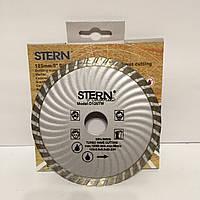 Диск алмазный отрезной STERN 125 TW