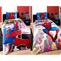 Детское постельное бельё ТАС Spider Sense Multiposes (Спайдер сенс мультипоузес)