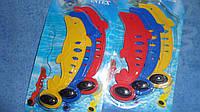Игрушки тонущие для ныряния в бассейне Intex 3шт. в комплекте дельфинчик