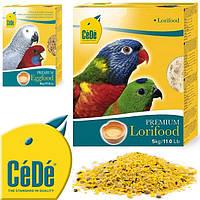 Мягкие корма для птиц CéDé
