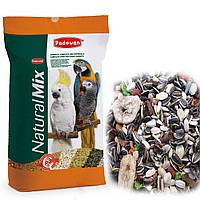 18 кг. GRANDMIX PAPPAGALLI Комбикорма для крупных попугаев (амазон, серый, какаду, ара), фото 1