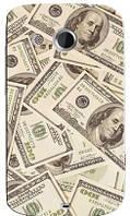 Чехол для HTC Desire C A320e (Money)