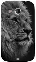 Чехол для HTC Desire C A320e (lion)