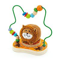 Деревянная игрушка Лабиринт Лева Д386