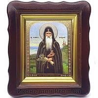 Фигурная икона Агапит