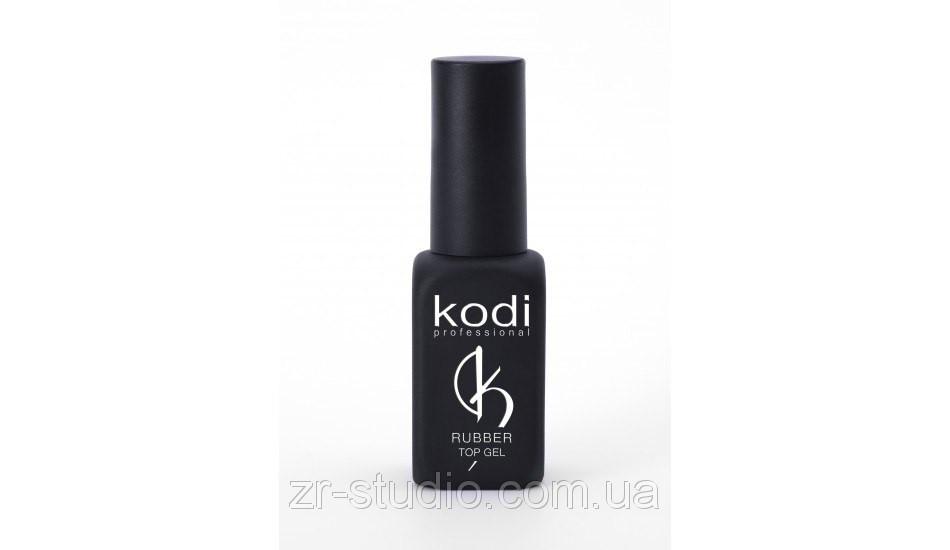 Rubber Top Kodi professional 12мл. (Каучуковое верхнее покрытие для гель лака)
