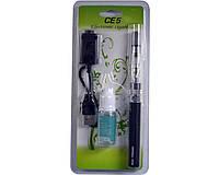 Электронная сигарета eGo CE5 Black 1100mAh + жидкость (Блистерная упаковка)