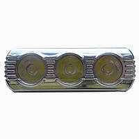 Дневные ходовые огни Prime-X DRL-013 с линзами, с функцией поворотов и притухания