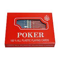 Карты игральные Poker