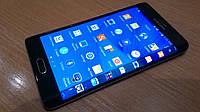 Дисплей сенсор рама б/у Samsung N915 Galaxy Note Edge оригинал с разборки
