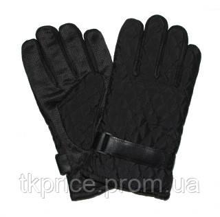Мужские болоньевые перчатки