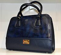 Сумка женская классическая каркасная Fashion Лакированная  553001-9