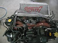 Двигатель Subaru Impreza Saloon 2.0 WRX STi AWD, 2001-today тип мотора EJ207