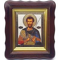 Фигурная икона Валентин