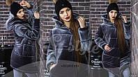 Модная женская куртка,норма 42+, ST-Style