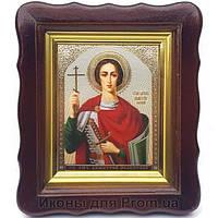 Фигурная икона Димитрий Солунский