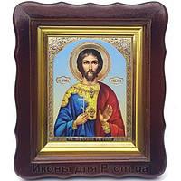 Фигурная икона Евгений
