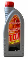 Моторное масло Dynamic TDI SAE 5W-40 (1л)