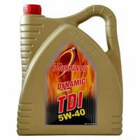 Моторное масло Dynamic TDI SAE 5W-40 (4л)