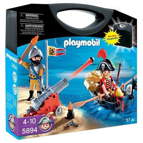 Playmobil 5894 Конструктор - Візми з собою (Возьми с собой: Пираты 5894, Плеймобил)