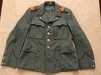 Китель Швейцария Военный 1943 г ( Коллекционный )