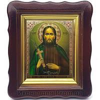 Фигурная икона Иоанн Сочавский