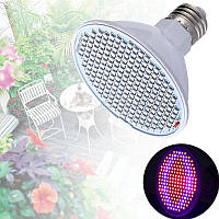 Фитолампа для растений 12W Е27 (200 LED)