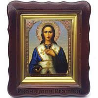 Фигурная икона Стефан