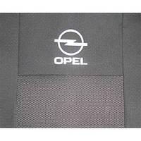 Чехлы в салон модельные для Opel Vivaro (1+2) (LUX)