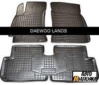 Коврики полиуретановые для Daewoo Lanos (Avto-Gumm)