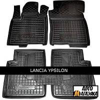 Коврики полиуретановые для Lancia Ypsilon (2013>) Avto-Gumm)