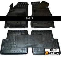 Коврики полиуретановые для Morris Garages MG 3 (Avto-Gumm)