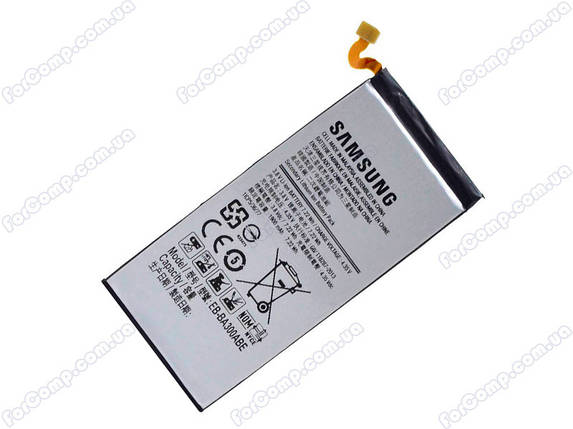 Батарея для смартфона Samsung A3, фото 2