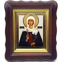 Фигурная икона Валентина