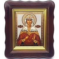 Фигурная икона Дарья
