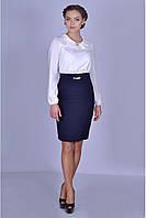 Женская юбка в деловом стиле