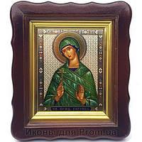 Фигурная икона Евгения