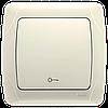 Кнопка дверного замка VIKO Carmen Крем (90562005)