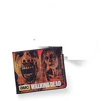 Кошелек Ходячие Мертвецы Walking Dead, фото 1