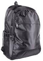 Удобный мужской рюкзак для городских прогулок 15 л. 1-0931 черный