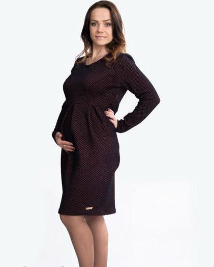 c197faed6c6 Женское платье стильное для беременных повседневное