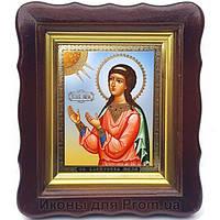 Фигурная икона Муза