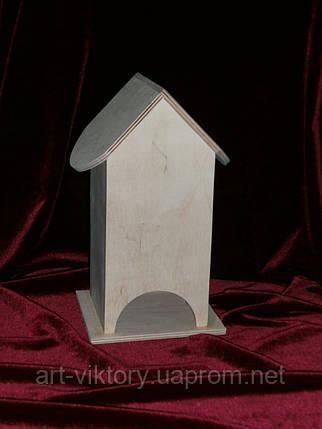 Коробка для хранения чайных пакетиков (10 х 10 х 23 см), фото 2