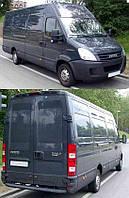 Фаркоп Iveco 2006-2014 / Ивеко 2006-2014 (съемный шар)